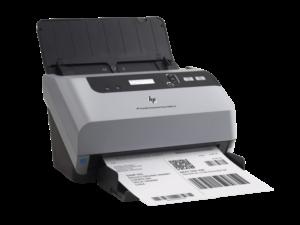 Escáner con alimentación de hojas HP Scanjet Enterprise Flow 5000 s3 (L2751A)