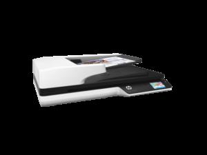 Escáner de red HP ScanJet Pro 4500 fn1 (L2749A)