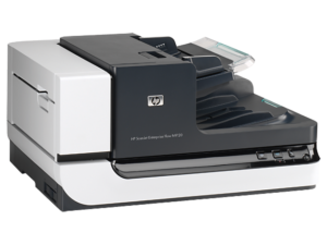 Escáner plano HP Scanjet Enterprise Flow N9120