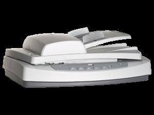 Escáner plano digital HP Scanjet 5590 (L1910A)