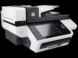 Escanner HP Digital Sender Flow 8500 fn1