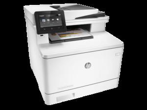 Impresora multifunción HP Color LaserJet Pro M477fdw (CF379A)