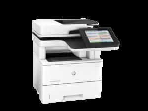 Impresora multifunción HP LaserJet Enterprise Flow M527c