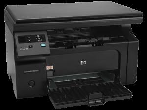 Impresora multifunción HP LaserJet Pro M1132