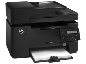 Impresora multifunción HP LaserJet Pro M125a