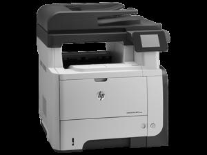 Impresora multifunción HP LaserJet Pro M521dn