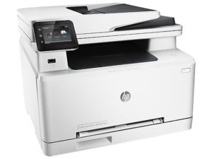 Impresora multifuncional HP Color LaserJet Pro M277dw (B3Q11A)