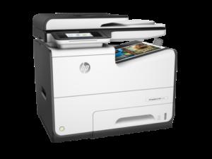 Impresora Multifunción HP PageWide Pro 577dw (D3Q21C)