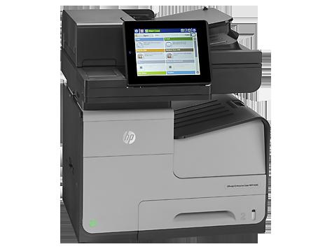 Producto multifunción color empresarial HP Officejet X585f (B5L05A)
