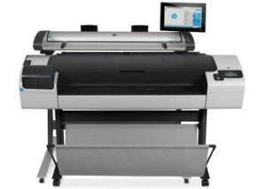 Plotter HP DesignJet SD Pro MFP