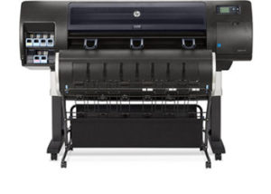 Plotter de producción HP DesignJet T7200