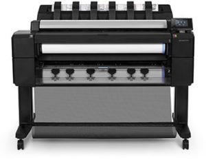 Plotter multifunción HP DesignJet serie T2530
