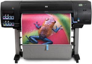 Plotter fotográfica HP DesignJet Z6200