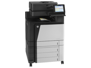 Impresora multifunción color HP LaserJet Enterprise flow M880z (A2W75A)