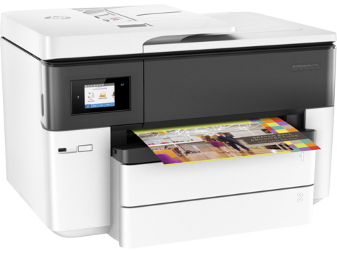 Impresora HP OfficeJet 7740 Todo-en-Uno de formato ancho (G5J38A)