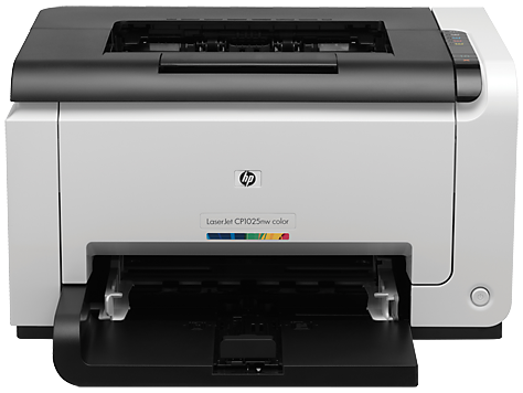 Impresora en color HP LaserJet Pro CP1025nw (CE918A)